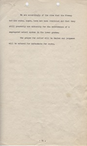 Opinion in Brown v. Board of Education of Topeka, 08/31/1951(NAID 2641494)