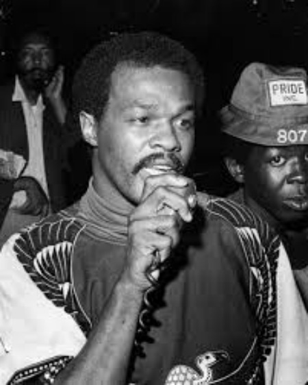 Marion S. Barry