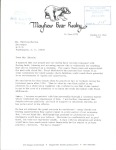 Bear to Harris Letter (June 14,1979) NAID 12584354 page 1