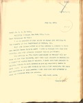 Carroll D. Wright to W.E.B. Du Bois letter (NAID 7216243)
