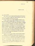 Charles P. Neill to W.E.B. Du Bois letter pg. 1 (NAID 7216243)