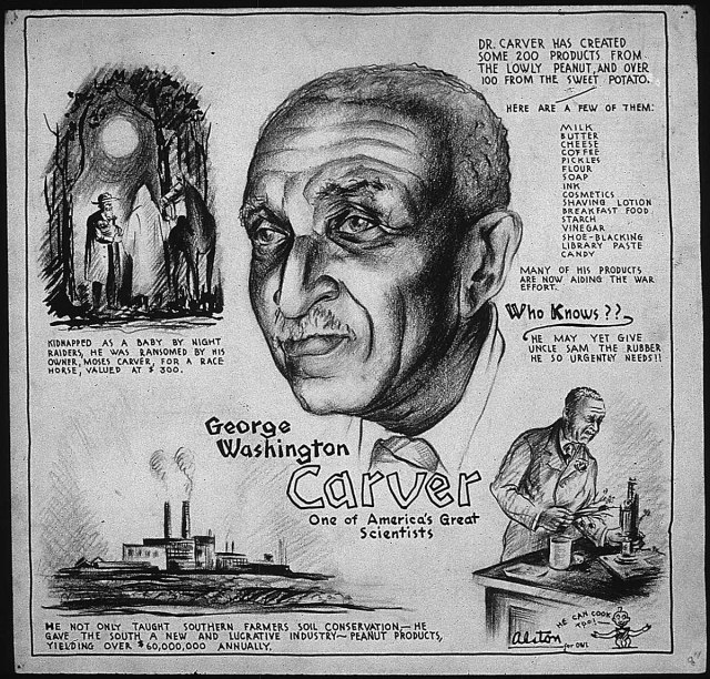 George Washington Carver - One of America's Great Scientists (NAID 535694)