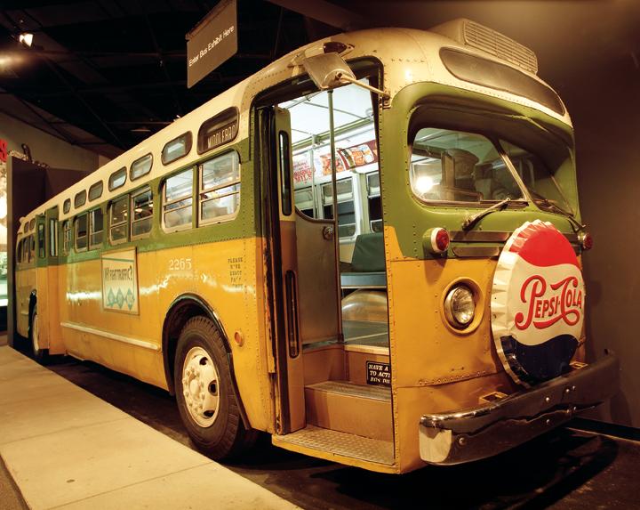 60th Anniversary Of The Montgomery Bus Boycott