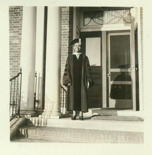 Howard University, Graduating Student (NAID 26174879)