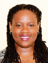Panelist Princess Black, D. C. area activist and historian