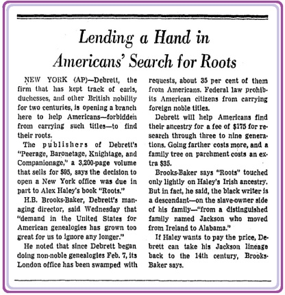 British+Peerage+Publisher+Expands+to+America+-+Washington+Post,+May+6,+1977.jpg